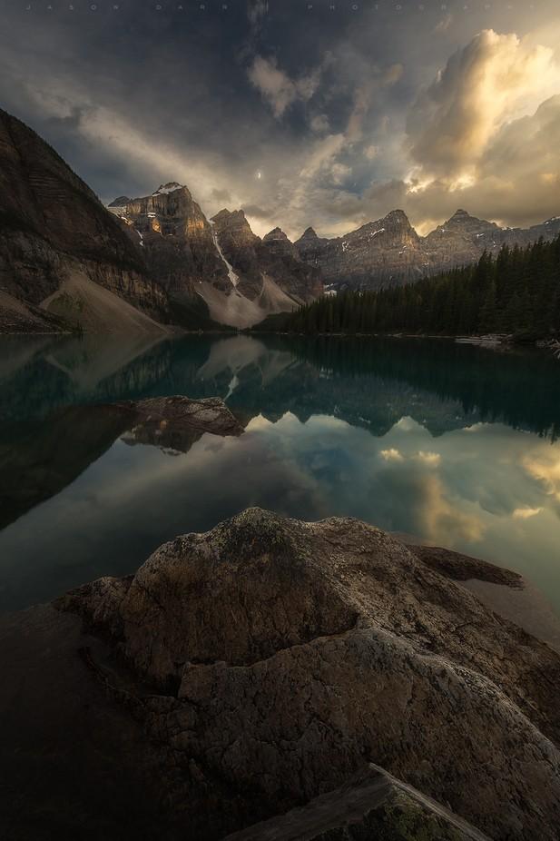 Moraine-Lake-4638-Edit-2-copy by jasondarr - Rugged Landscapes Photo Contest