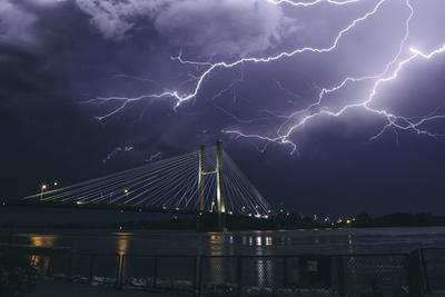 post tornado storms