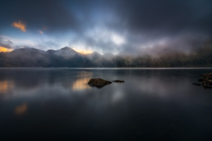 isolate by Aderizal - Mist And Drizzle Photo Contest