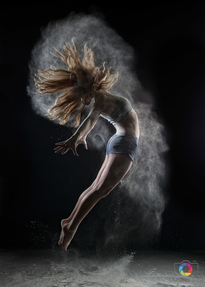 Flour Power-2 by DugansEye - Lets Dance Photo Contest