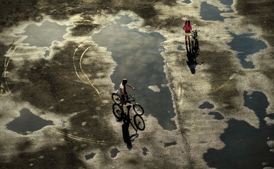 Journey through the puddles