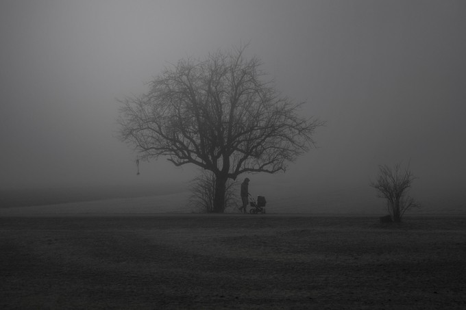 Nothing will stop me by mssunshine - Mysterious Shots Photo Contest