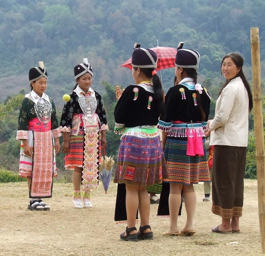 mon ceremony