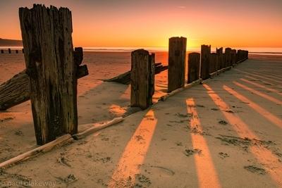 barmouth seashore