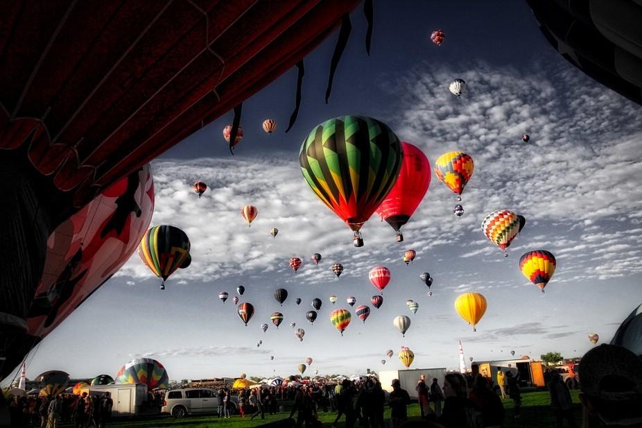 2016 Albuequerque Balloon Fiesta