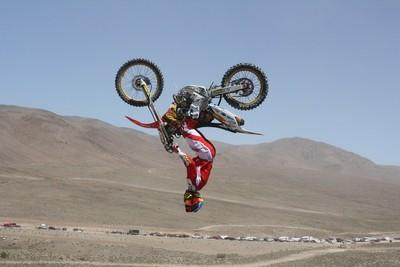 James Carter Backflip - Freestyle Motocross Athlete