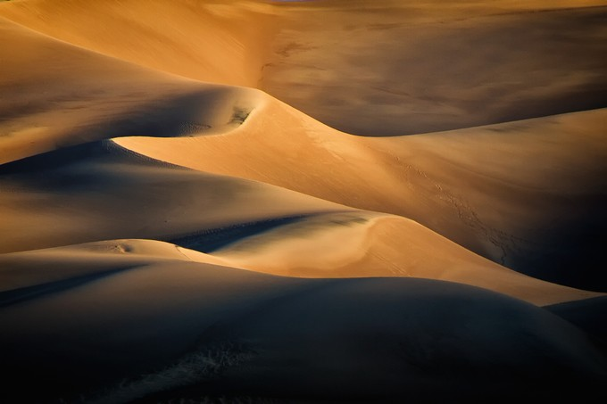 Great Dune NP by johnmerrell - Landscapes And Sand Photo Contest