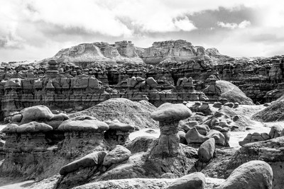Goblin Valley Formations