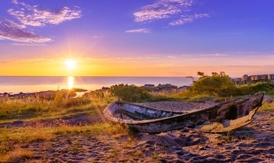 On the last shore