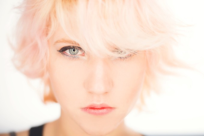 Eye see U by dustindoust - Her In The Studio Photo Contest