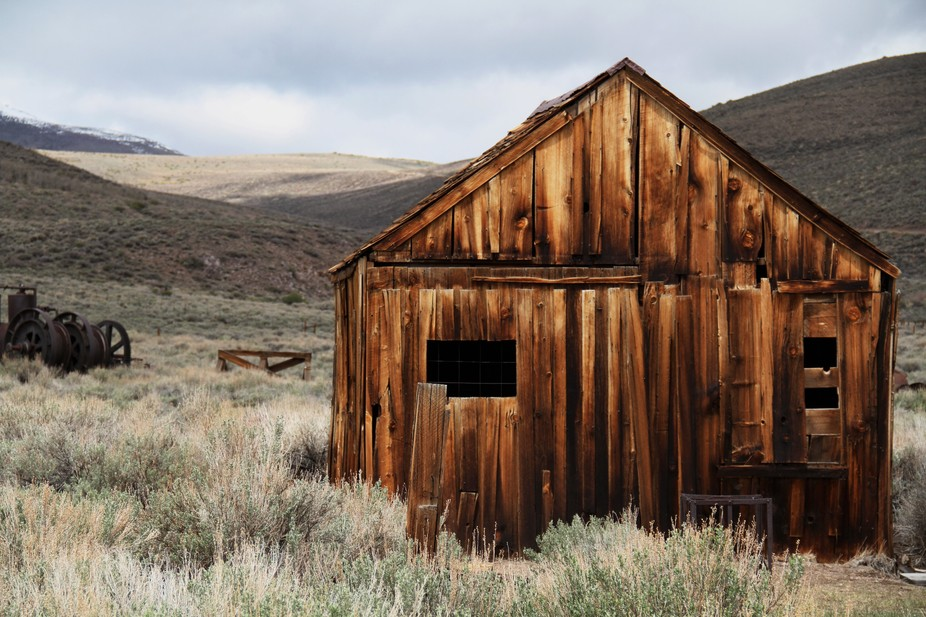 Nestled in the Bodie Hills east of the Sierra Nevada mountain range in Mono County, Bodie is a gh...
