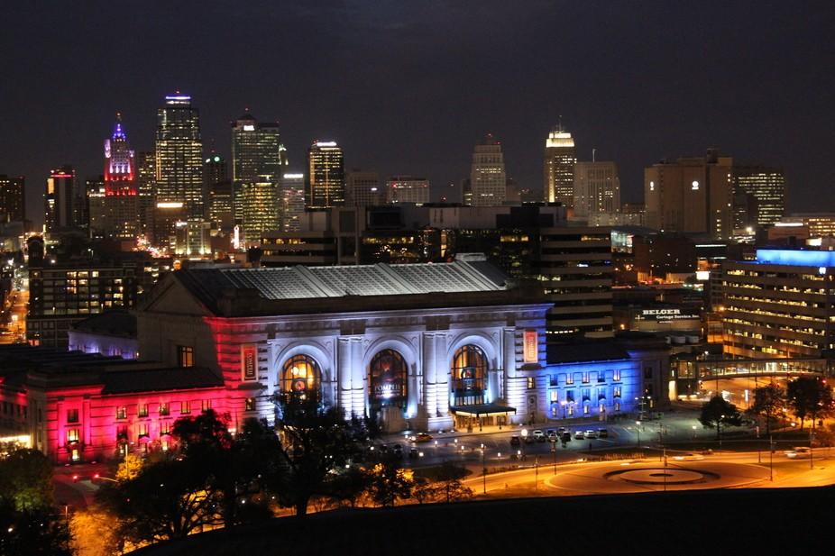 Union Station Kansas City, MO