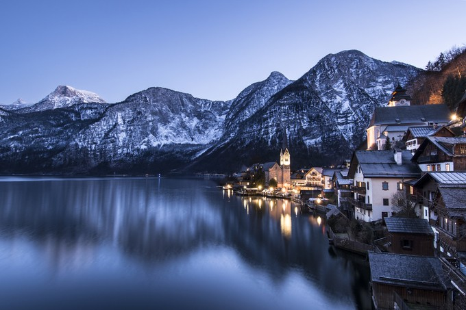 Hallstatt by GaryCummins