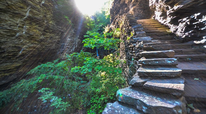 Into the Light by angelaoliver_5686 - Stairways Photo Contest