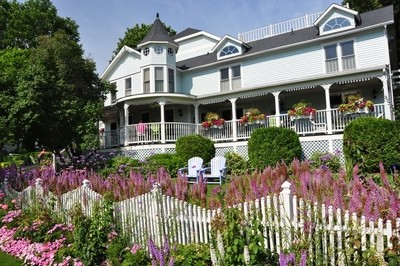 Metivier Inn, Mackinac Island, MI