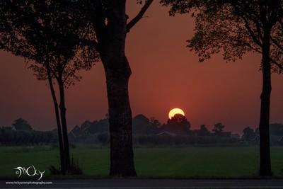 Dutch sunset (2)