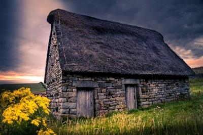 Old Cruck Barn