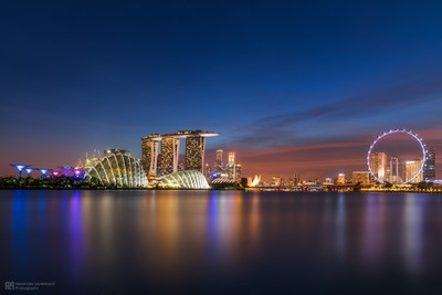 blue singapore