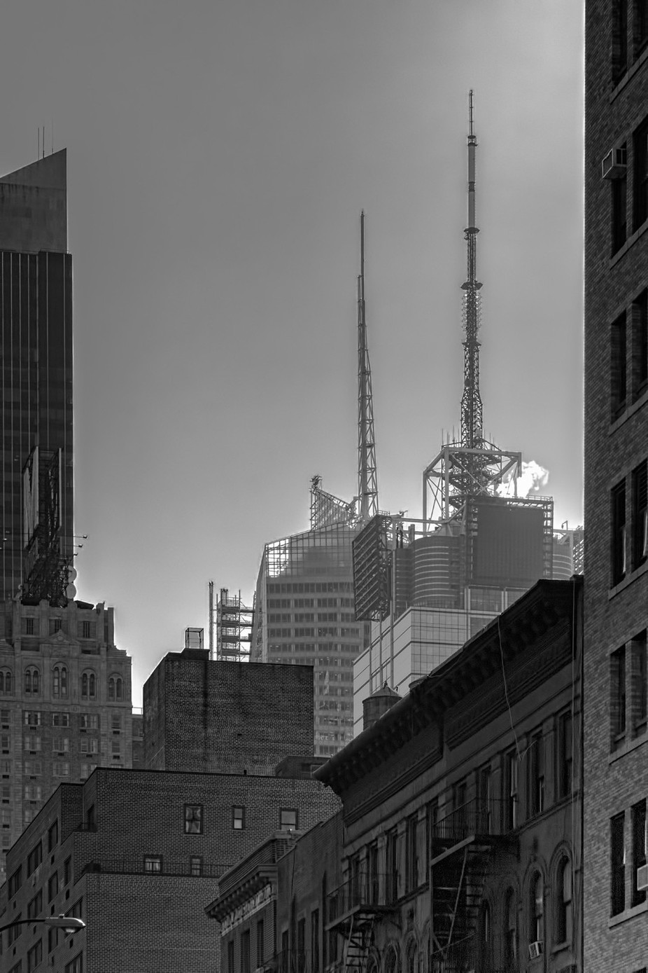 My B&W Impressions of NYC Architecture 13 of 40