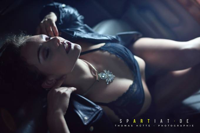 B A C K S E A T by spARTiat_de - Female Seduction Photo Contest