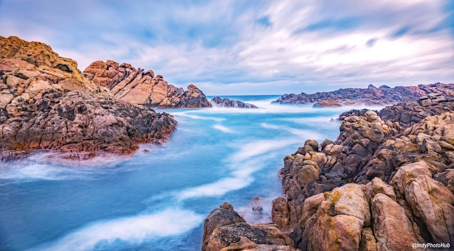 Canal Rocks is located near Yallingup, WA. It's one of the most beautiful places to visi...