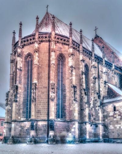 Black Church in Brasov!