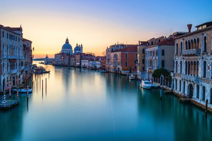 Good morning Venice by guenther710 - Canals Photo Contest