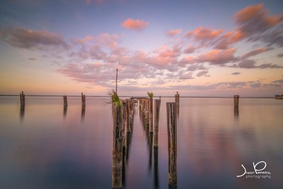 Old Dock, Lake Monroe