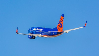 Sun Country Airlines Boeing 737-752(N714SY)