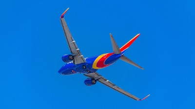 Southwest Airlines Boeing 737-76N(N7822A)