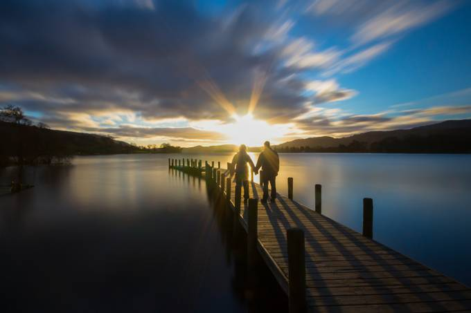 Together! by jaybirmingham - Couples In Love Photo Contest