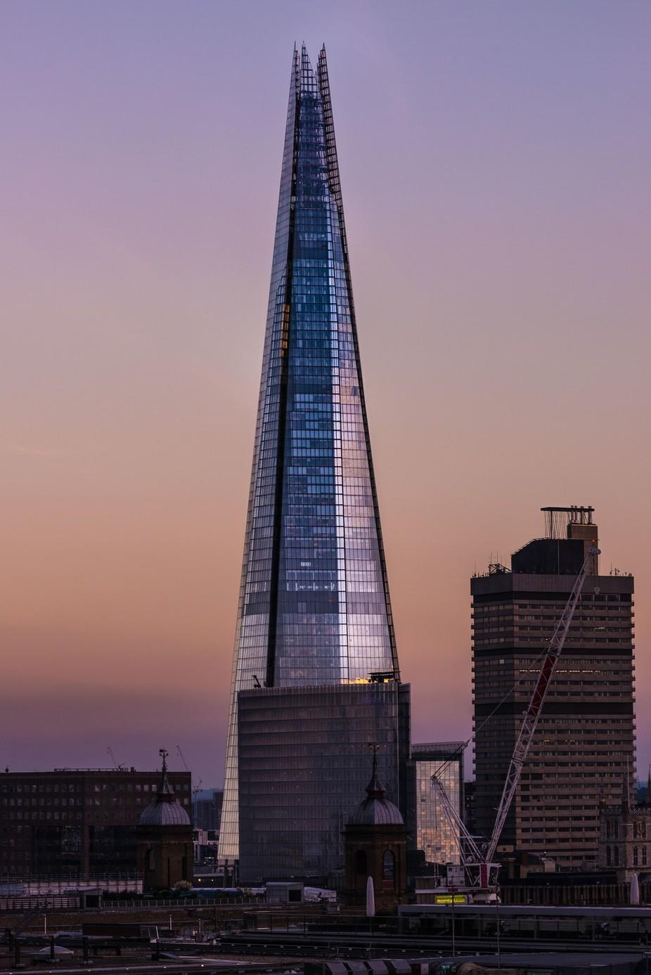 Shard London by FullexposureUK - Large Photo Contest
