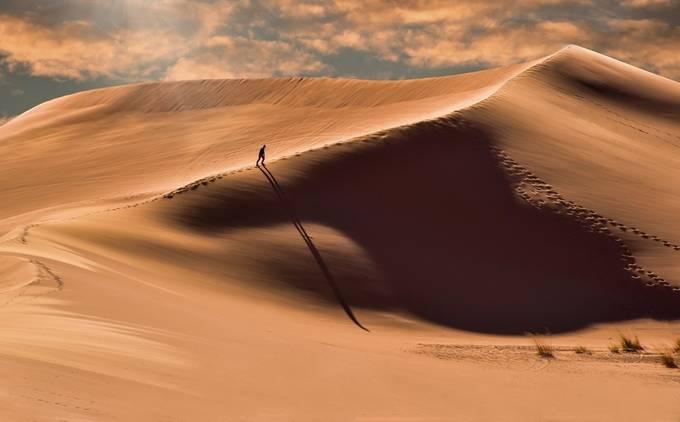Shadow Ridge by nina050 - Isolated Photo Contest