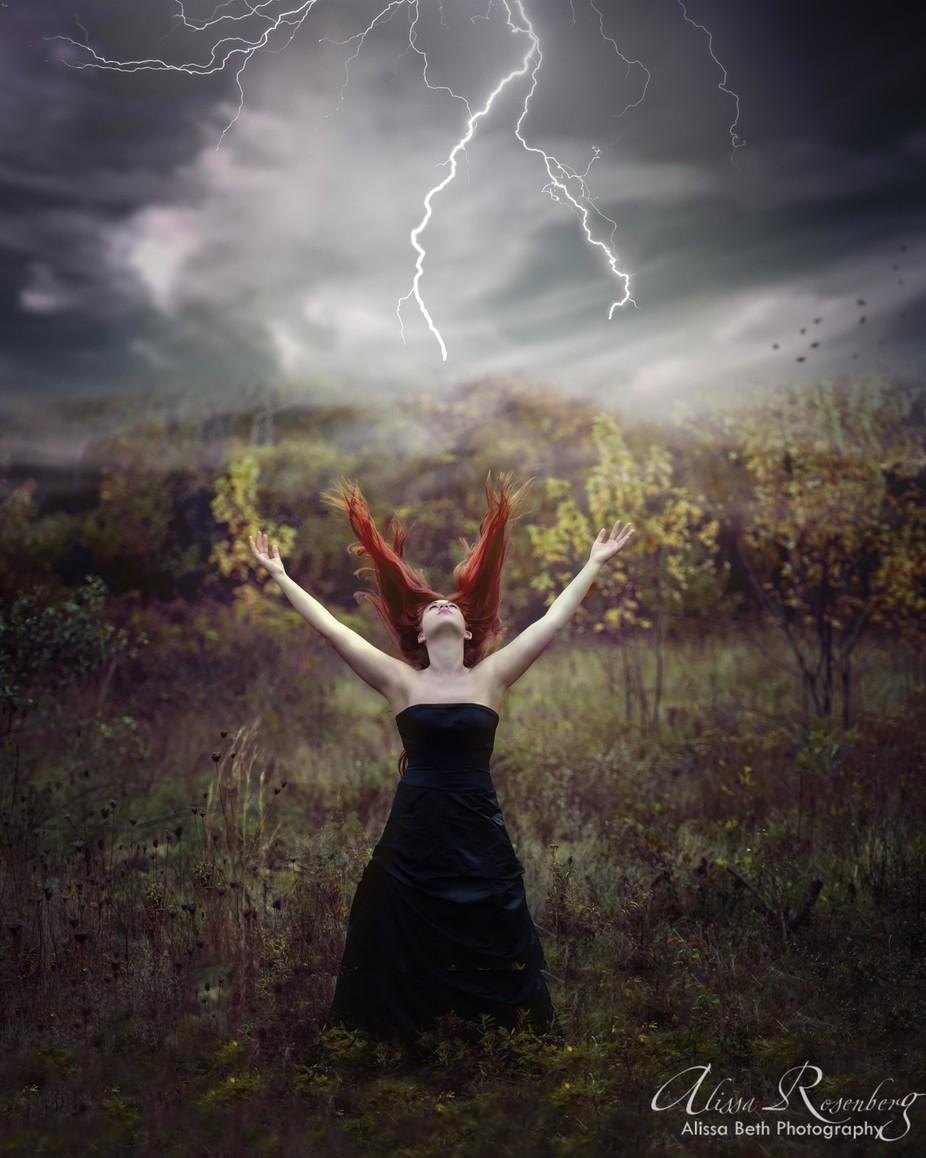 Summoning by AlissaBethPhoto - Science Fiction Photo Contest