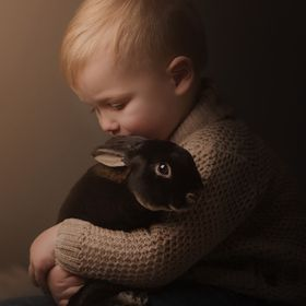 This is part of a series I did for my 2 year old son. This is his bunny and he is a big animal lover. He loves his bunny. I wanted to be sure and...