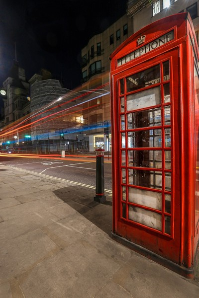 The phone box