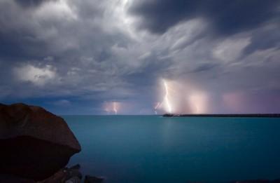 Storm - Richmond River North Coast NSW - Australia