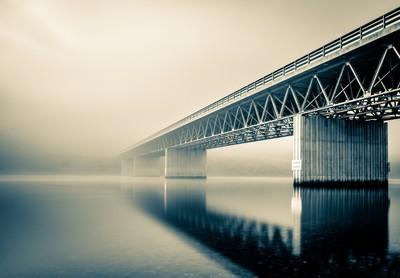 The bridge to...