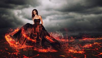 I burn in the fire burn in you
