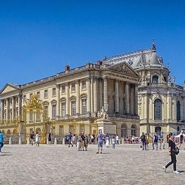 """Chateau De Versailles (2) - The """"France"""" Collection"""