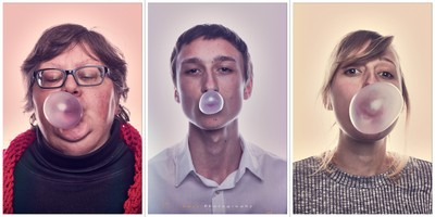 PhotoBooth - Bubble Gum Factory