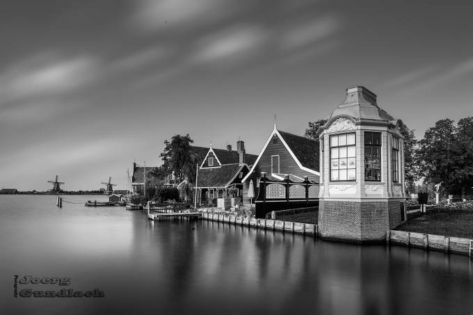 Zaanse SchanS by Joerg - Canals Photo Contest