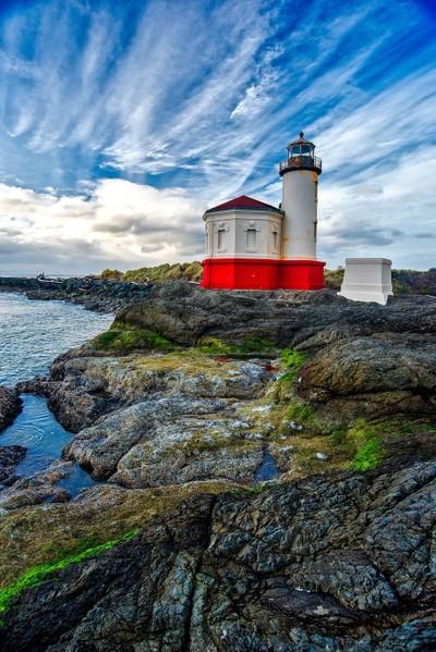 Oregon Lighthouse (Off-Duty)
