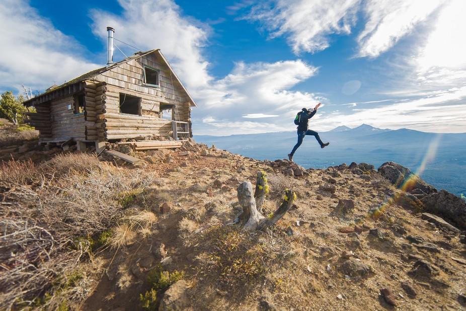 Black Butte Summit, OR