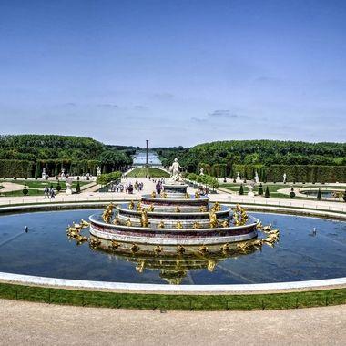 """Jardins De Versailles (1) - The """"France"""" Collection"""