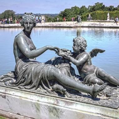 """Jardins De Versailles (2) - The """"France"""" Collection"""