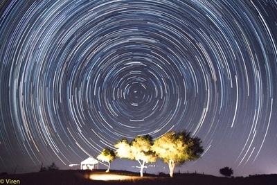 Star Trails Osiyan