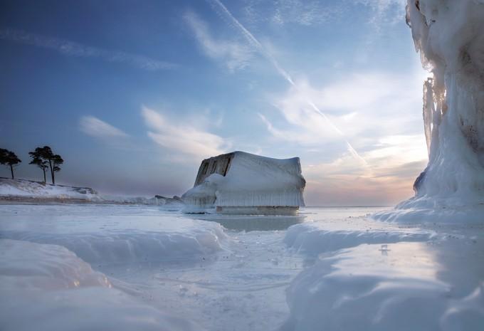 Winter fairy tale by jevgenijscolokov - Winter Roads Photo Contest