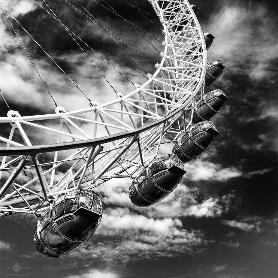 Up! by chmeermann - London Photo Contest