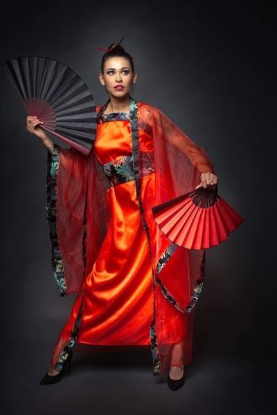 Asian Theme Shoot